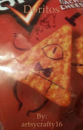 Doritos by artsycrafty16