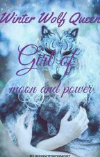 Winter Wolf Queen: Girl Of Moon And Power by Jeksiii
