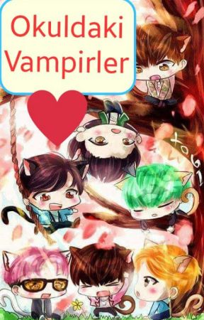 Okuldaki Vampirler (BTS) -Düzenleniyor- by slk_msn