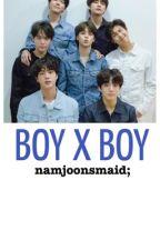 bts oneshots (boyxboy) by namjoonsmaid