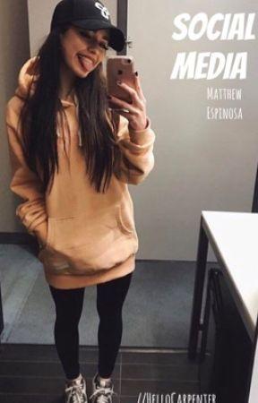 Social Media// Matthew Espinosa  by SiiimplyStyles