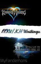 Kingdom Hearts&Final FantasyXVOneshots by CrazyGreenLady