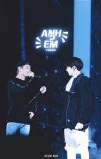VKook | Anh Em? by -jungcook-