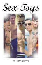 ♣Sex Toys♣ {One Direction & Tú} [MUY HOT] by fxckmenarryx