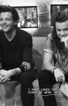 Louis Tomlison İle Harry Styles'lı Sorular by indisyara