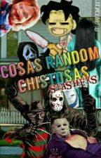 Cosas Random Chistosas Slashers by FanficMK10Esp