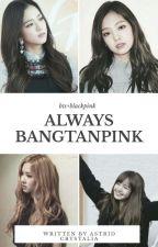 Always BangtanPink  by parkirenna