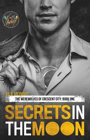 Secrets in the Moon (Crescent City Werewolves #1)
