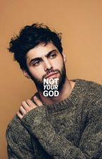 not ur god + daddy oreo by ANTH0NYSTARK