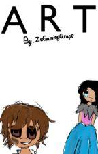 My Artzzz by ZeGamingGrape