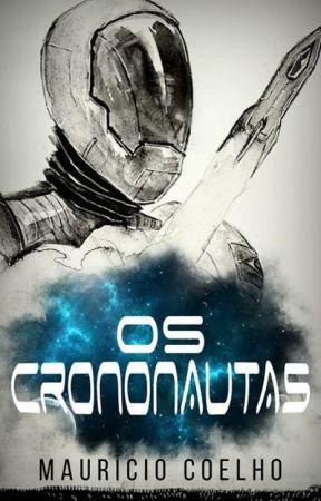 Os Crononautas by MauricioCoelho