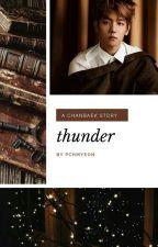 Thunder ❅ Chanbaek by pchmyeon