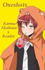 Karma Akabane x Reader (One shots PL) by JuliaSakuraA