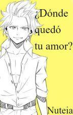 ¿Dónde quedó tu amor?  [Sting y tú] by -_Nuteia10_-