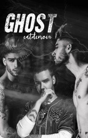 Ghost | Ziam by catdenoir