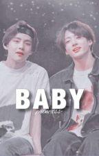 Baby || KookV  by princxss-