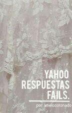 PREGUNTAS ESTÚPIDAS Y RARAS DE YAHOO! RESPUESTAS. by SENDL0VE