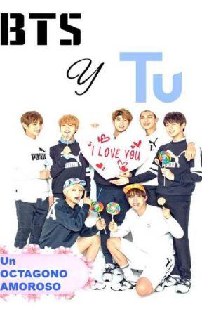 7 BOY 1 GIRL (BTS y Tú ) by katy_flowers