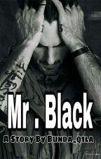 MR. Black by aqiladyna