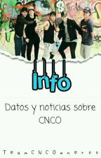 ¡Info! de CNCO  by TeamCNCOwnerss