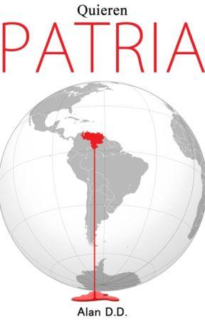 Quieren Patria by AlanDD