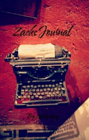 Zacks Journal by Zackychang