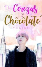 De Cerezas y Chocolate    Yoonmin by Mary_sk
