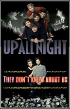 Up All Night || Larry Stylinson.  by TheWorldFromGigi
