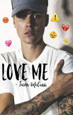 Love Me   Jason McCann by bizzleayye
