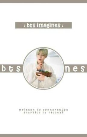 BTS Imagines by sunnyrenjun