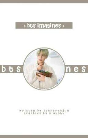 BTS Imagines by ChocolaTaeMochi