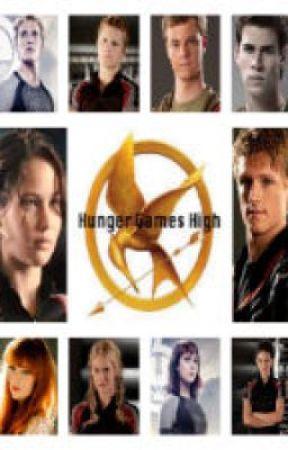 Hunger Games High by Da_Preschooler