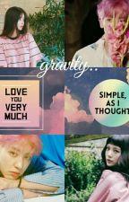 gravity..  Chanyoel by park_jiyone