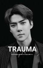trauma || m.tn + j.wg by baekyeoluxion