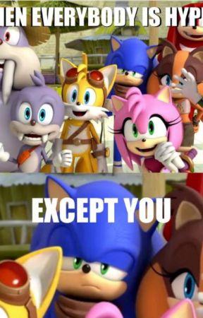 Sonic boys x reader - Shadow x Bullied! Reader - Wattpad