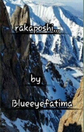 Rakaposhi .... by Blueeyefatima