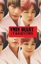 vmin diary |taehyung by madforbangtan