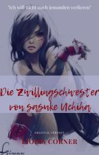 Die Zwillingsschwester Von Sasuke Uchiha by V_ante1