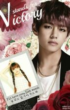 V stands for Victory // Kim Tae-Hyung by thuli99