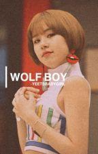 Wolf Boy>yoonseok by chubby_meanie