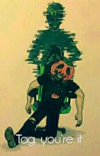 Tag, you're it! (Antisepticeye) by ShadowIsEm