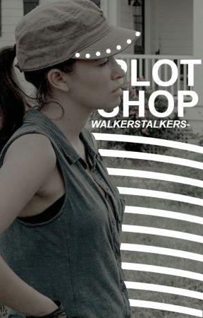 TWD PLOT SHOP by Walkerstalkers-