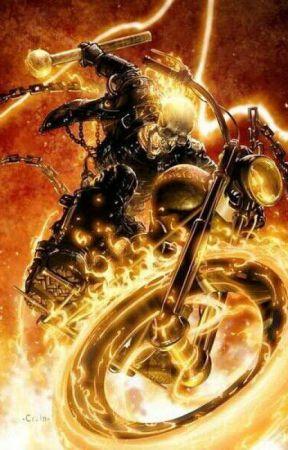 RWBY X  Ghost Rider Reader by BatmanDaBest3