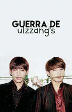 Guerra de Ulzzang's » Tae + Jk  by yooniecute