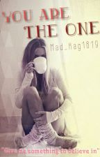 You're the one  Słodki flirt  by Mad_Hag1819