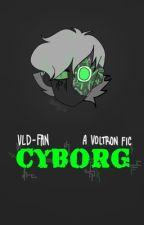 Voltron: Cyborg by VLD-FAN