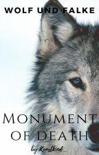 Wolf Und Falke 2: Monument of Death [ Avengers   Wintersoldier   Hawkeye FF ] by Kunstkind_