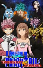 A Railgun In Fairy Tail, Diablo Saga 7: Finale Part 1. by MisakaLovesYou