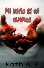 Mi novio es un vampiro © by Nath_A2