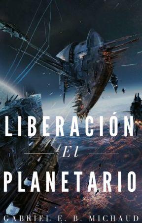 Liberación - Planetario [Proceso] by gabrielbm02